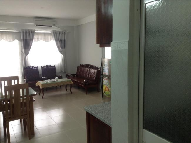 APARMENT FOR LEASE AT PHU HOA (total: 50,4m2, 8.000.000 VND)