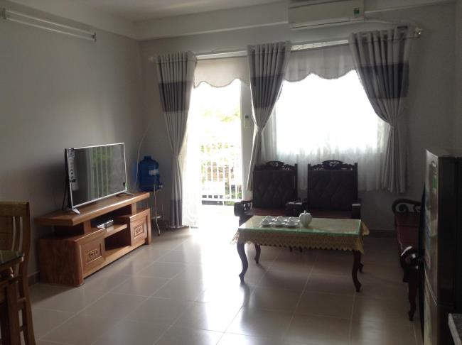 APARMENT FOR LEASE AT PHU HOA (total: 50,4m2, 8.000.000 VND) - 1