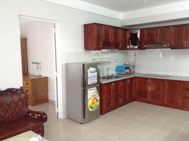 APARMENT FOR LEASE AT PHU HOA (total: 50,4m2, 8.000.000 VND) - 3