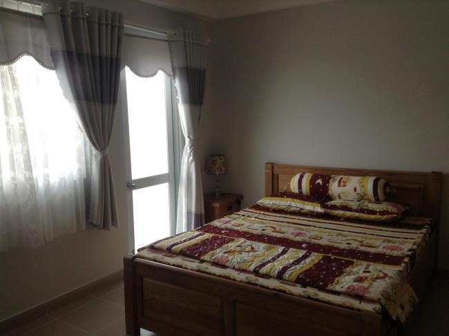 APARMENT FOR LEASE AT PHU HOA (total: 50,4m2, 8.000.000 VND) - 4